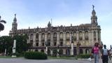 Grand theater of Havana Footage