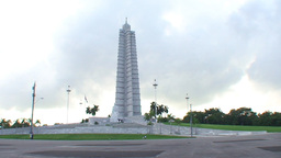 Plaza de la Revolución Stock Video Footage