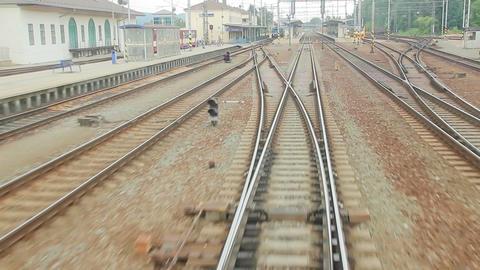 Railroad Stock Video Footage