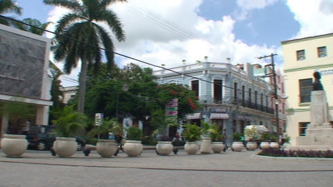 Shoppingstreet Stock Video Footage