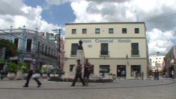 Shoppingstreet Footage
