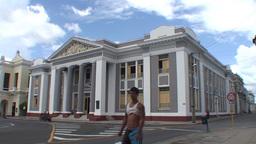 Cienfuegos Colegio San Lorenzo Footage