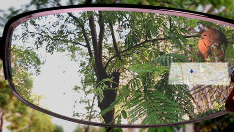 glasses Stock Video Footage