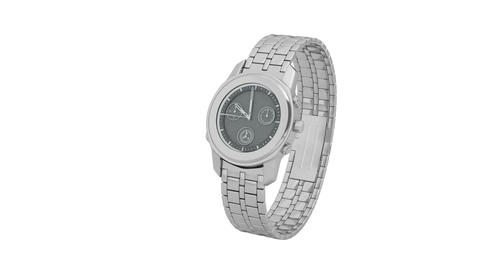 Silver watch Stock Video Footage