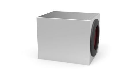 Speaker Stock Video Footage