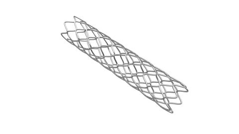Stent Stock Video Footage