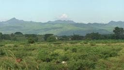 Cuba Landscape farmland Footage