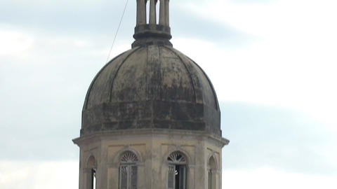Catedral de Nuestra Senora de la Asunción, tower Footage