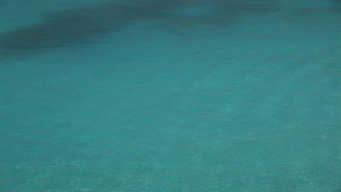 Swimmers in ocean Stock Video Footage