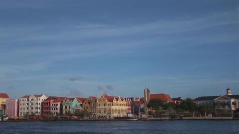 Willemstad Stock Video Footage