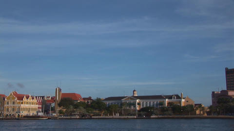 Willemstad Stock Video Footage
