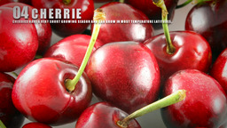 Fruit Slideshow Plantilla de Apple Motion