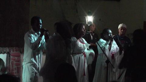 Trinidad Bigband at Casa de la Música 2 Footage