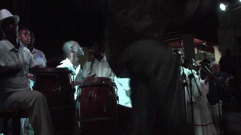 Trinidad Bigband at Casa de la Música 4 Footage