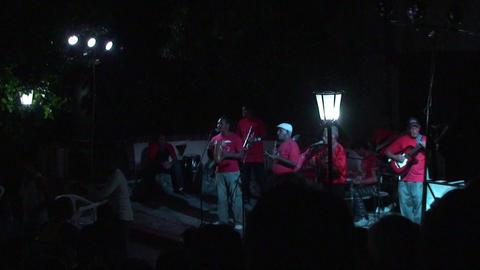 Trinidad Bigband at Casa de la Música 6 Footage