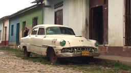 Trinidad Streetview oldtimer 3 Footage