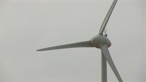 Windturbine Stock Video Footage