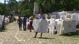 Valle de los Ingenios Manaca Iznaga tower market 3 Footage