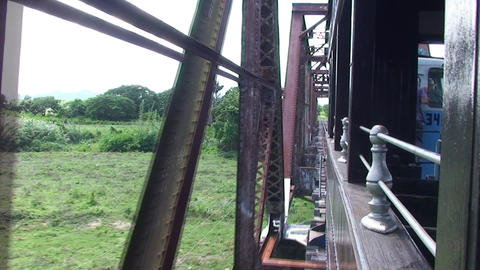 Valle de los Ingenios train view from the train br Footage