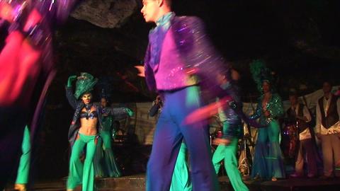 Cuba Varadero Cabaret Cueva del Pirata 4 No Sound Footage
