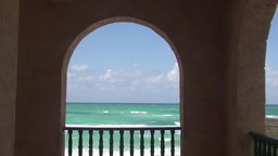 Varadero Beachview Stock Video Footage
