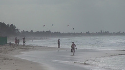 Varadero Kitesurfing 4 Footage