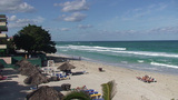 Varadero relaxing at the beach 6 Footage