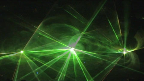 Laser 5 Stock Video Footage