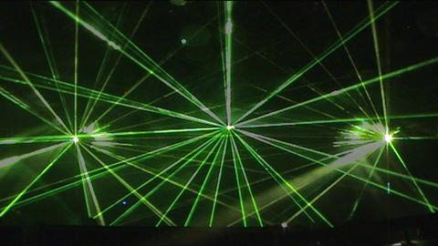 Laser 9 Stock Video Footage