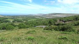 Clare Landscape 1 Stock Video Footage