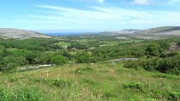 Clare Landscape 5 Stock Video Footage