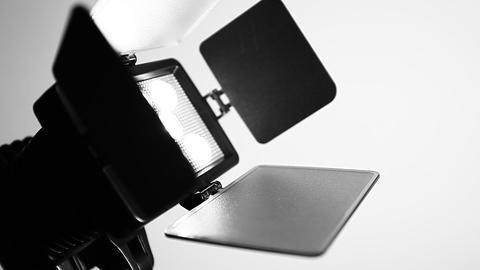 Video Light Stock Video Footage