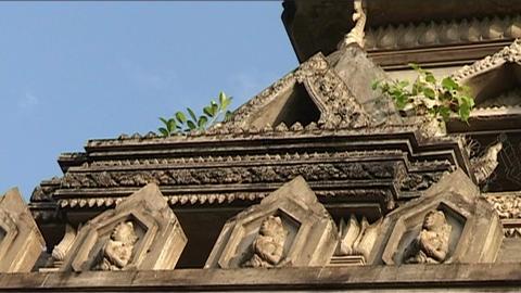 Vientiane Patuxai, tower Footage