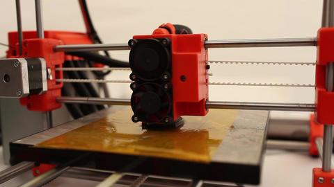 3d printing Footage