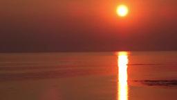 Sunset 1 Stock Video Footage