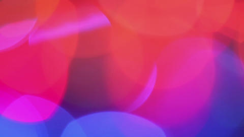 abstract background - defocused lights Footage