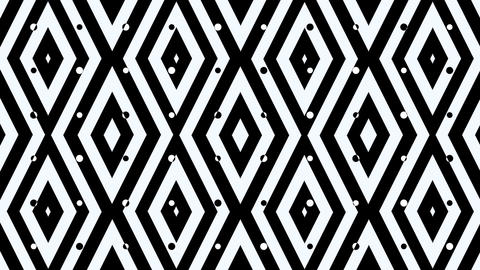 square pattern 2 Stock Video Footage