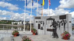 JFK Memorial 1 Footage