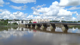 New Ross Bridge Co. Wexford Footage