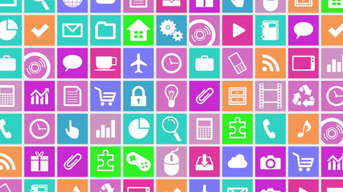 Smart Phone apps G Jw 3 HD Stock Video Footage
