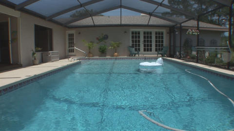 Pool home Footage