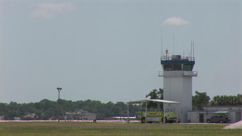 Lakeland Airport Stock Video Footage