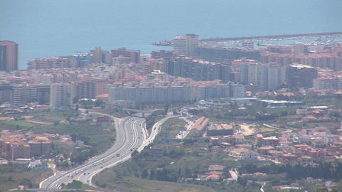 Fuengirola, Spain Stock Video Footage
