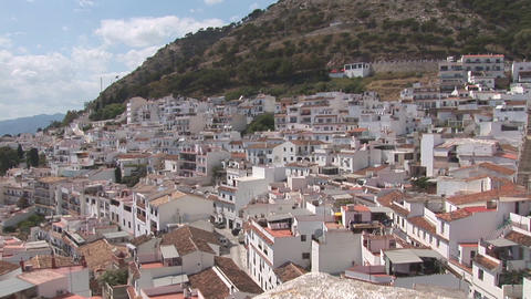 Mijas, Spain Stock Video Footage