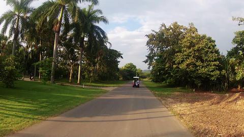 Golf Car 01 ビデオ