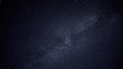 4k UHD stars and clouds time lapse 11023 Stock Video Footage