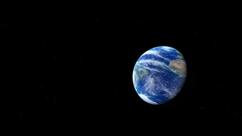Earth motion Stock Video Footage