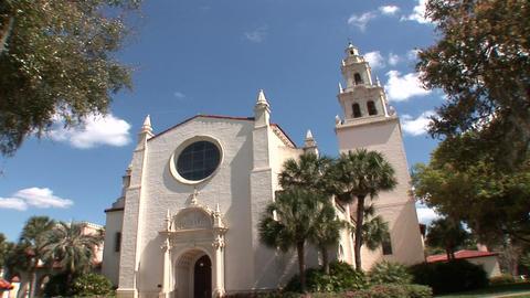 Knowles Church, Orlando Footage