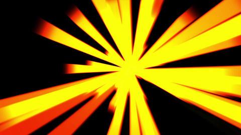 golden stripe & rays light,sunlight,heaven laser Animation
