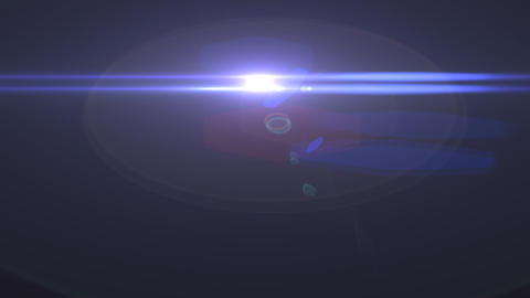 Line flare Stock Video Footage
